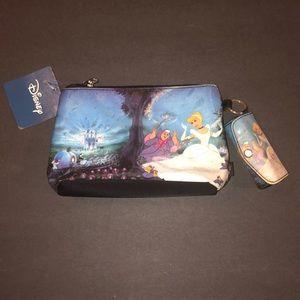 NWT-Disney Cinderella make up bag
